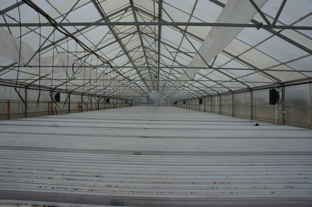 Aerotemprar, fläktluftvärme växthus