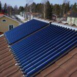 Marknadens mest effektiva solfångare