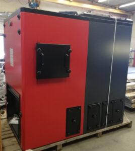Flispanna 220 kW Veto tub-panna