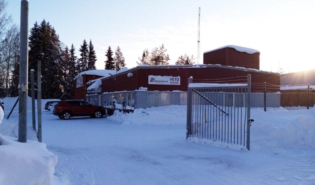 Vårt kontor i Skellefteå - Stålvägen 11